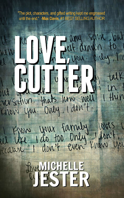 Love, Cutter by Michelle Jester