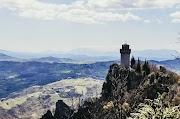 San Marino - małe jest piękne - Włochy