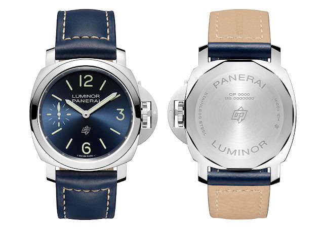 Panerai Luminor Blu Mare 44 mm PAM01085