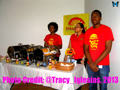 Golden Krust Bakery, Kitty Bradshaw, #KBBlog5, Blogaversary Event, New York City, Jamaican Patties, catering