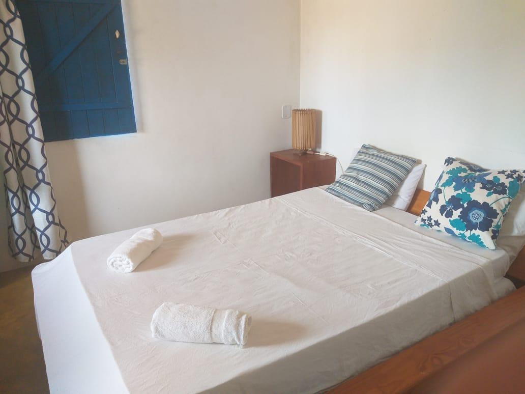 Quarto do Chalé 1 da Pousada e Hostel Trancoso Dream