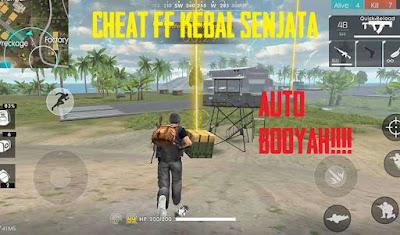 Cheat Free Fire Kebal Senjata No Root