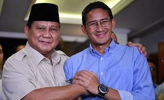 Pilih Oposisi, Prabowo Tetap Menjadi Presiden