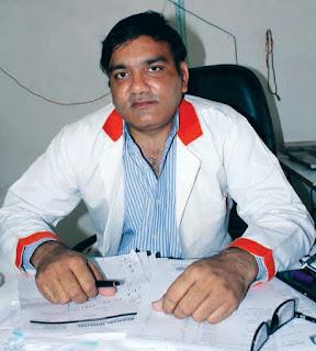 हार्टफेल होने के बाद भी मरीज को जीवनदान दिया यूनिवर्सल अस्पताल ने : डा. शैलेश जैन
