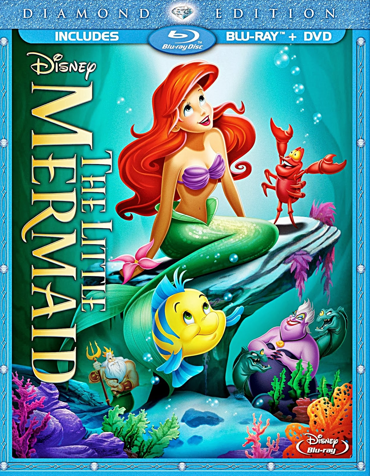Go Under the Sea With 'The Little Mermaid' | The Disney ...
