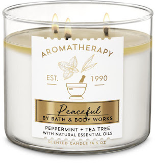 Bath & Body Works | Aromatherapy Candle Collection | December 2019 | December 7th Candle Day Release