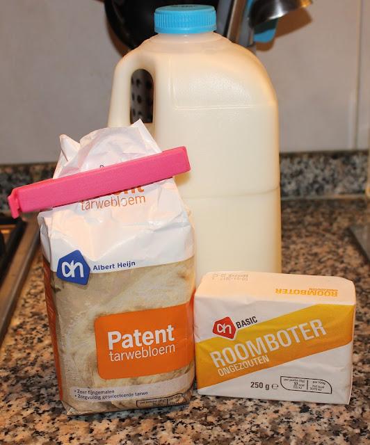 IMG 2296 - Recept: Basis Witte Saus