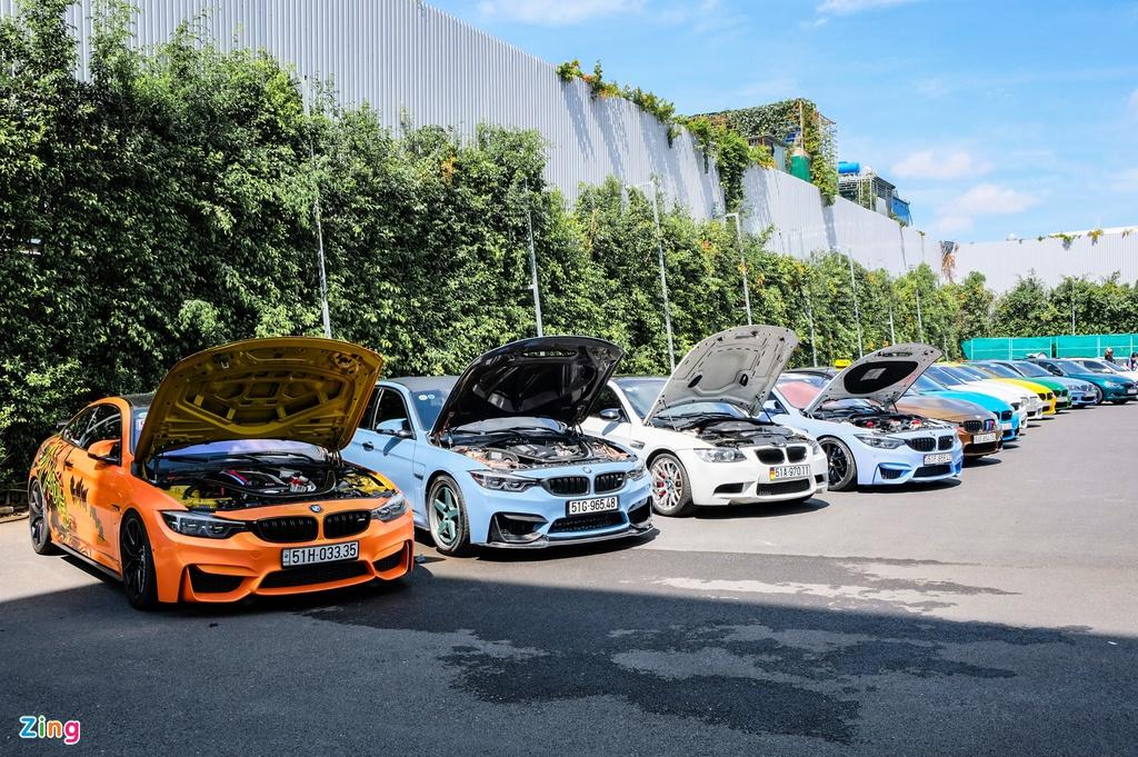 BMW Car Club Việt Nam - hội chơi xe được BMW toàn cầu công nhận