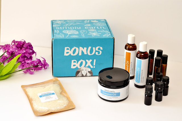 Simply Earth Essential Oil Subscription Boxes