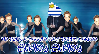 SHAKY SHAKY HUMOR TERREMOTO URUGUAY