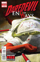 Daredevil End of Days #1 Cover