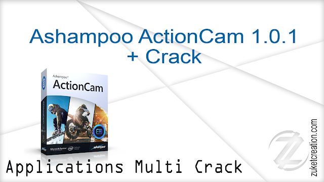Ashampoo ActionCam 1.0.1 + Crack