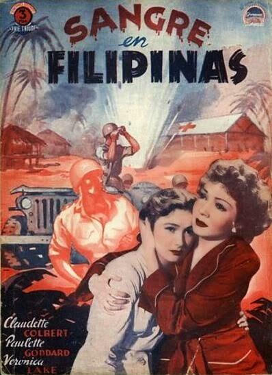 Sangre en Filipinas (1943) Descargar y ver Online Gratis