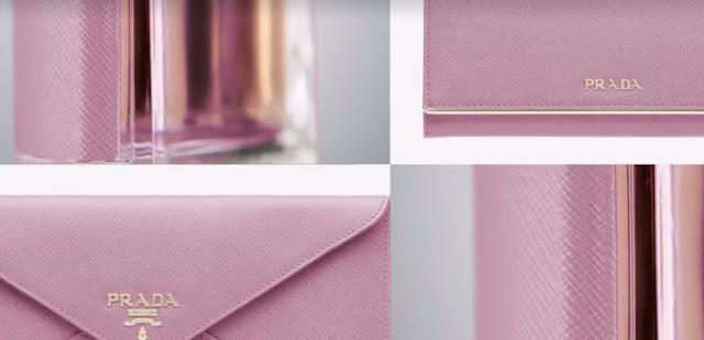 Oficjalne fotografie z kampanii Prada La Femme L'Eau