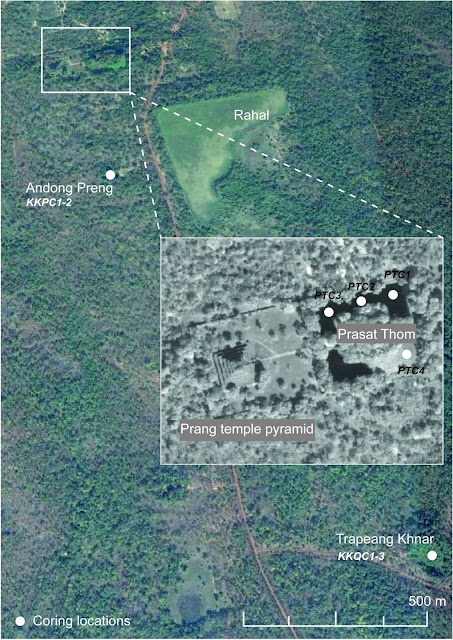 Cambodia's city of Koh Ker was occupied for centuries longer than previously thought