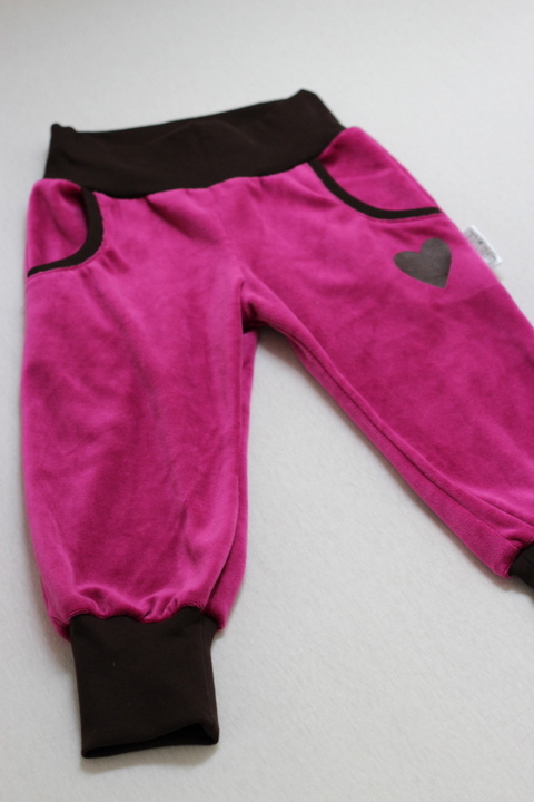 LaRaLiL: Bukser med indvendige lommer DIY