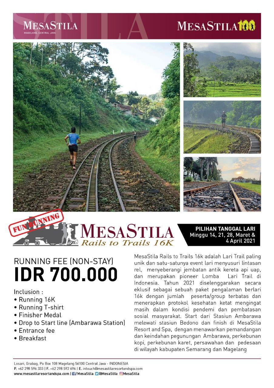 Non-Stay 👟 MesaStila Rails to Trails • 2021