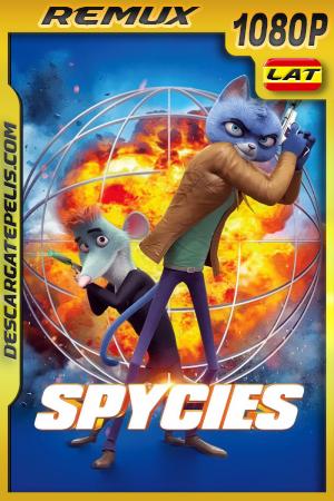 Spycies (2020) 1080P BDREMUX Latino – Ingles