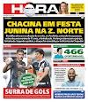 Veja como a imprensa destacou a vitória do Vasco contra o Macaé