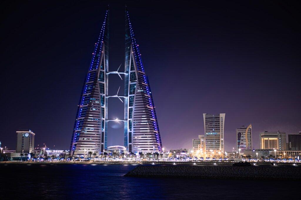 beauty of bahrain