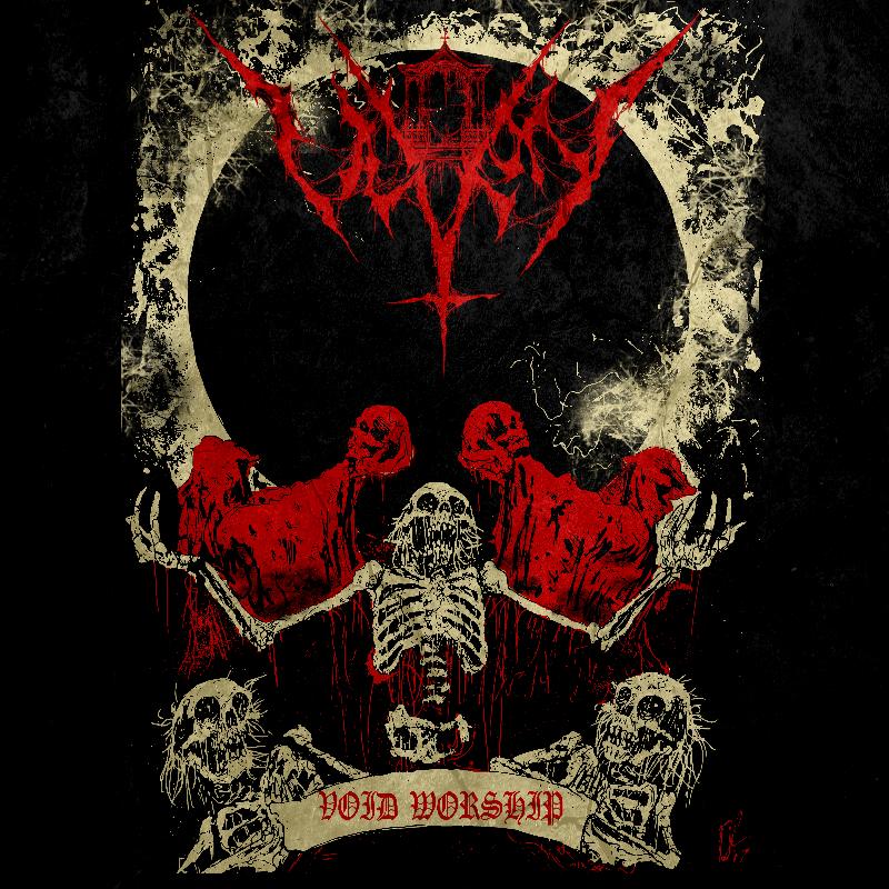 OccultBlackMetalZine: Ulven/Void Worship/2017 Full Length Review