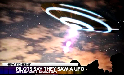 Pilots Say They Saw a UFO