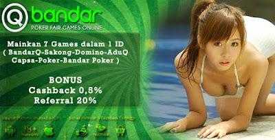Taktik Judi Domino Online QBandars.net