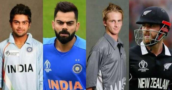 Virat Kohli Fire Vs Kane Williamson Ice Cricmanix