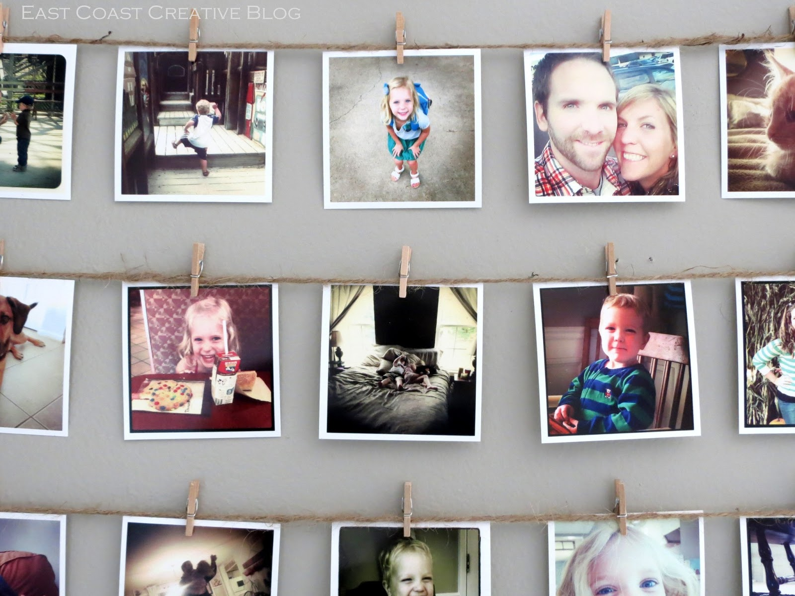 Filed Under: 5 Ways Posts Tagged With: clothesline, clothespins, family photos, framed, Instagram photos, labels, magnetic, photo display, primer, thrifted, wall Footer #2 Widget This is an example of a widgeted area that you can place text to describe a particular product or service.