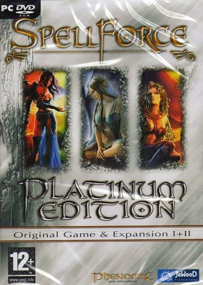 SpellForce Platinum Edition PC Full