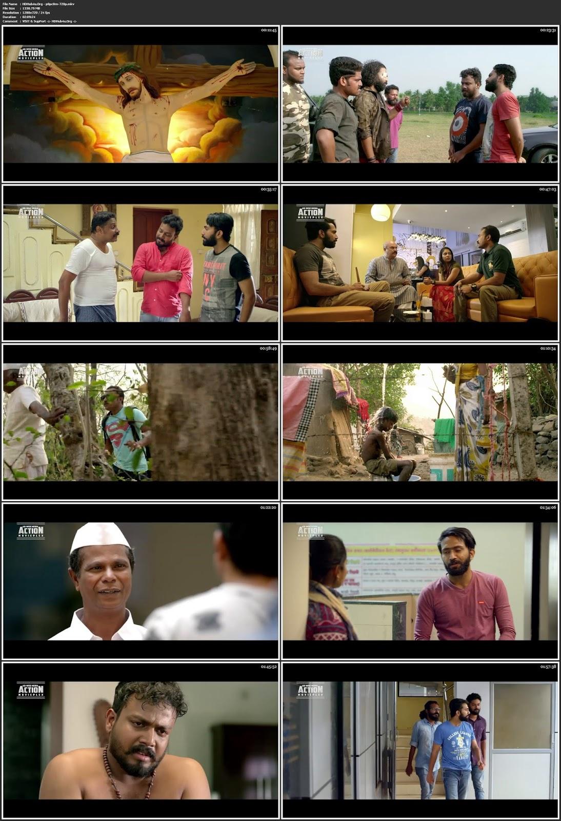 Popcorn 2018 Hindi Dubbed 480p HDRip 350Mb Download