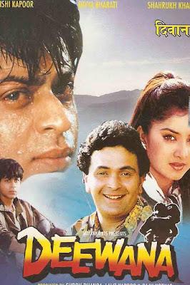 Deewana 1992 Hindi 720p WEB HDRip 1.2GB