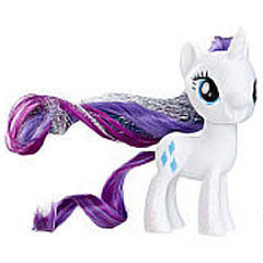 My Little Pony Mare-Y-Go-Round Rarity Brushable Pony