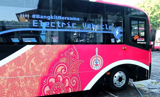 Bus Listrik Denpasar