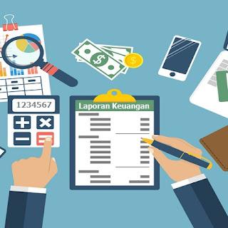 Membuat Laporan Keuangan Toko Online