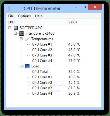 CPU Thermometer