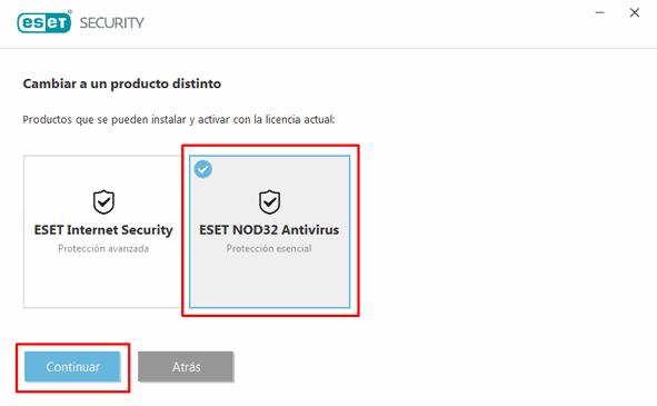 instalar y activar eset nod32 antivirus