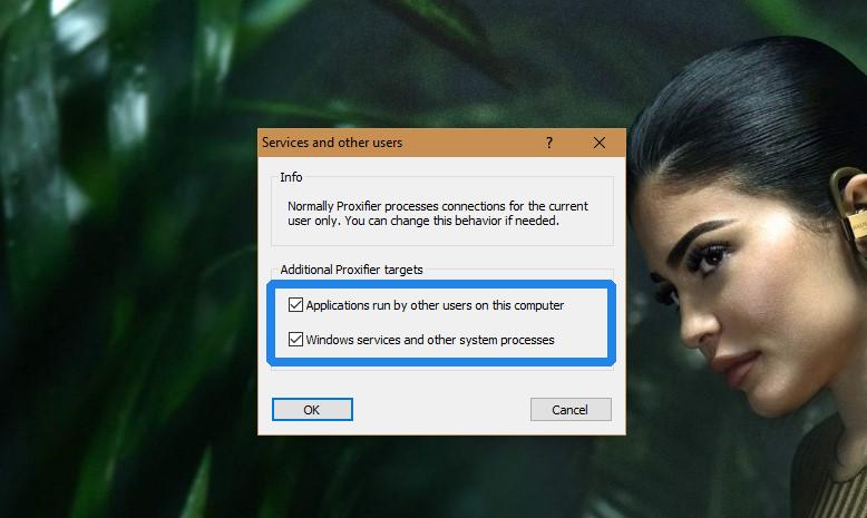 Setting Proxifier Agar Support Semua Aplikasi