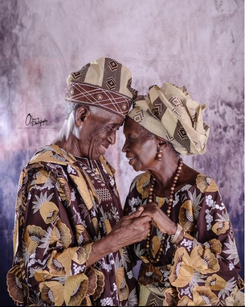 This Amazing Pic Of Couple Celebrating 53 Yr Wedding Anniversary Will Put Smile On Your Face