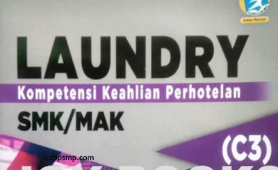 Rpp Laundry Kurikulum 2013 Revisi 2017/2018 dan Rpp 1 Lembar 2019/2020/2021 Kelas XI XII Semester 1 dan 2