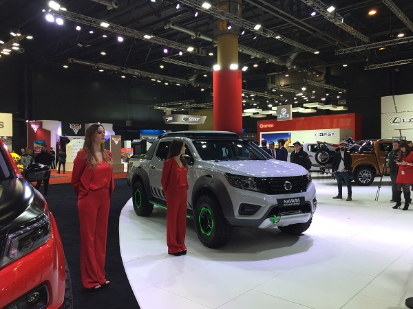 Nissan Navara Guard Concept