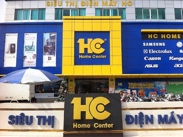 siêu thị HC GIẢI PHÓNG