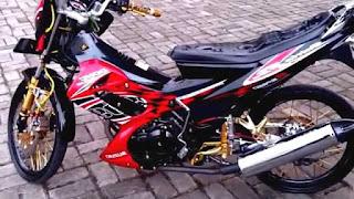 Terlengkap Modifikasi Motor Satria
