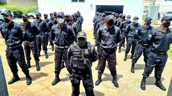 PENDÊNCIAS RN -Alto do Rodrigues, Pendências e mais outras cidades, ganham reforço na segurança pública