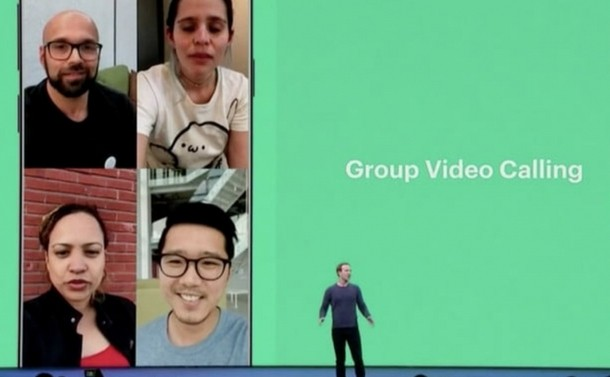 Group Video Call WhatsApp