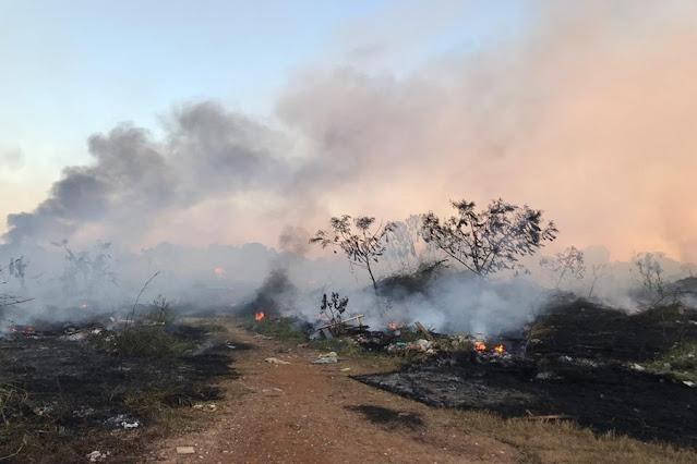 Focos de calor aumentam 180% em Rondônia nos dez primeiros dias de julho