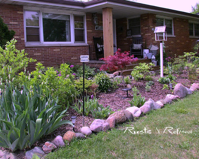 Gardening using native plants to the Midwest US
