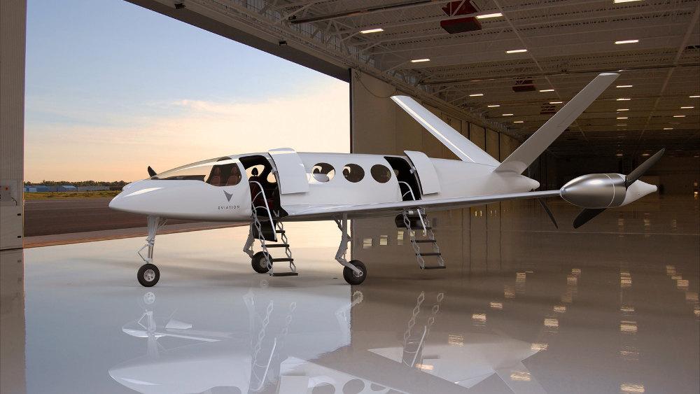 Eviation Aircraft Alice Design - Moniedism