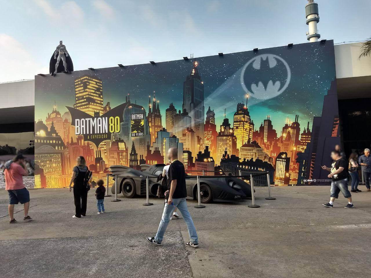 80 anos da franquia Batman.