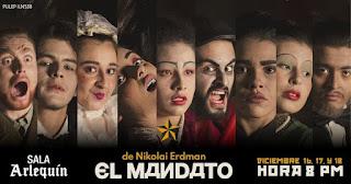 EL MANDATO | Teatro CASA E Bogotá